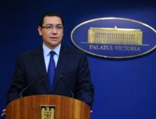 Ponta, reactie la motiunea de cenzura anuntata de liberali: Isi asuma PNL aceasta situatie? (Video)
