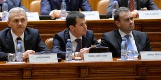 Ponta, replica pentru Dragnea si Valcov: Ori oamenii astia iau aceleasi droguri, ori mint de ingheata apele