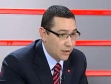 Ponta, resemnat: Asa tara, asa politicieni, asa patroni de televiziune