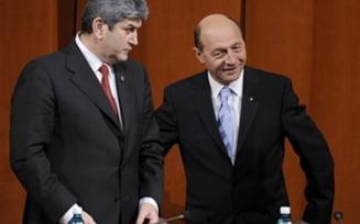 Ponta, sageti catre Basescu, la investirea prefectului Capitalei: Un primar foarte dificil si complicat