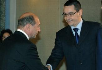 Ponta, scadere in sondaje - Basescu, la maximul ultimilor 2 ani - IMAS