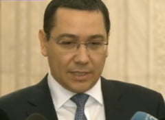 Ponta, scos din pepeni de jurnalisti: Nu puteti sa stabiliti pentru mine ce e important