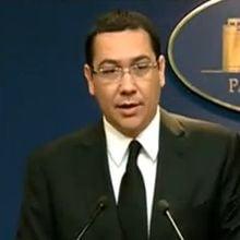 Ponta, speriat de reactiile internationale: Batalia politica nu va afecta sistemul judiciar (Video)