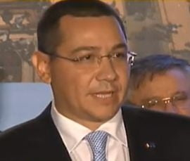 Ponta, validat candidatul PSD la prezidentiale: Referiri la Marea Unire, Nastase si portofoliul UE