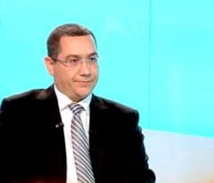 "Ponta a ajuns sa faca afirmatii incredibile: Iohannis e piroman. Romania va ""arde"", pana cand tot controlul va reveni la el si la ""Sistem"""