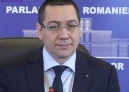 Ponta a anuntat noul Guvern - cine sunt ministrii