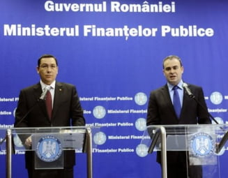 Ponta a aprobat demisia lui Valcov