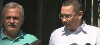 Ponta a batut palma cu Dragnea: Va fi pus pe listele PSD si se va ocupa de partea de finante publice din programul de guvernare