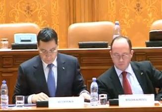 Ponta a dat raportul in Parlament: Despre votul in diaspora, viitorul Guvernului si concediu