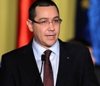 Ponta a discutat cu Juncker despre comisarul european propus de Romania