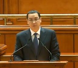 Ponta a felicitat Curtea de Conturi si i-a promis sprijin pentru un nou sediu