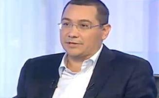 Ponta a fost pana la urma in Turcia saptamana asta: Si o sa mai plec