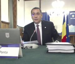 Ponta a gasit vinovatul pentru dezastrul autostrazii Sibiu-Orastie si are si o solutie (Video)