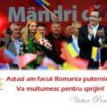 Ponta a iesit doar pe Facebook, dupa anuntarea rezultatelor: Ce mesaj si poza inedite a postat