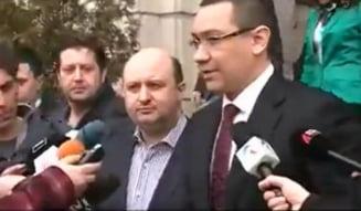 Ponta a preluat mandatul la Finante: Ministerul functioneaza normal pana in momentul in care...