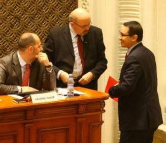 Ponta a prezentat noul Guvern: PSD l-a validat, chiar daca e plin de tehnocrati tineri