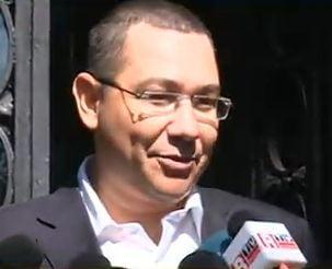 Ponta a primit de la Kovesi cea mai buna veste (Video)