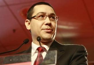 Ponta a primit legitimatia de acces pentru lucrarile Consiliului European
