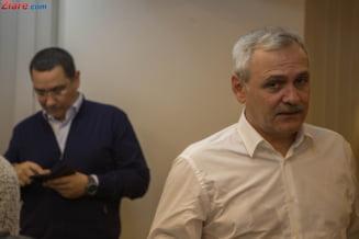 Ponta a publicat o noua fotografie cu Dragnea si Coldea. Seful PSD: Maior i le da. Securistii sunt in stare sa photoshopeze