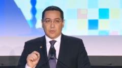 Ponta a semnat pactul cu Tariceanu: USL traieste. Cred in Dumnezeu, cred in Romania