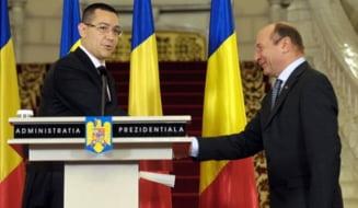 Ponta a zburat dis de dimineata spre Bruxelles (Video)