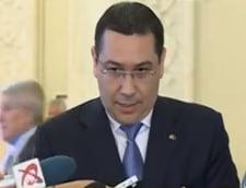 Ponta acuza campanii platite in presa, impotriva ANAF