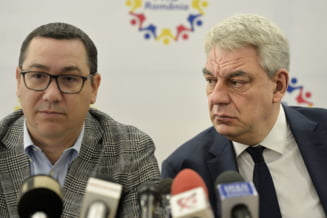 Ponta amana prezentarea candidatilor la europarlamentare, insa dezvaluie ca Tudose este al treilea pe lista Pro Romania