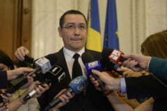 Ponta ameninta cu motiunea de cenzura: Ce replici primeste de la Guvern si PNL