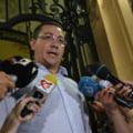 Ponta anunta ca Pro Romania nu voteaza Guvernul Orban