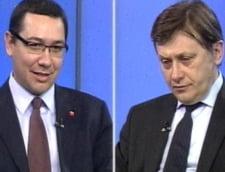 Ponta anunta ca USL va depune o motiune de cenzura pana in iunie