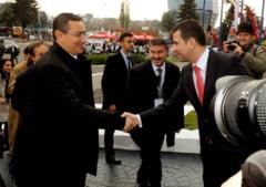 Ponta anunta ca va depune amendamente la Legea salarizarii. Lucreaza la ele cu Constantin si Teodorovici