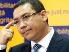 Ponta anunta conditiile in care va colabora cu PSD