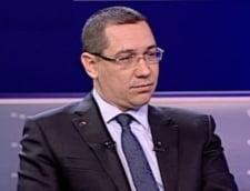 Ponta anunta dupa 25 mai daca va candida la prezidentiale. Pana atunci, se pandeste cu Basescu