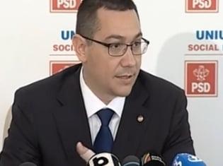 Ponta anunta guvernul marti seara. Vezi de ce e Constantin singurul ministru cunoscut