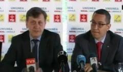Ponta anunta lista ministrilor din Guvern pe 1 mai: Nu sunt premierul lui Basescu!