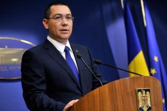 Ponta anunta o sedinta a CSAT imediat dupa alegerile prezidentiale