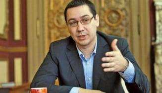Ponta anunta reforma administrativ-teritoriala: Facem regiuni peste judete