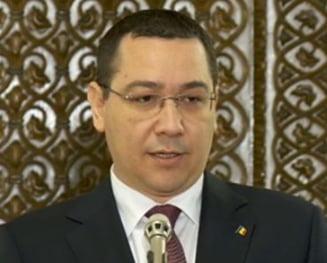 Ponta ar accepta nominalizarea lui Plesu ca ambasador la Paris, desi n-a facut-o nimeni