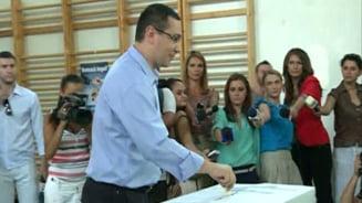 Ponta ar castiga prezidentialele, dar nu din primul tur - sondaj CSCI
