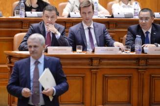 Ponta avertizeaza PSD sa nu-l suspende pe Iohannis de dragul lui Dragnea