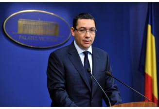 Ponta avertizeaza asupra bugetului: Daca Basescu il intarzie, nu marim pensiile si salariile!