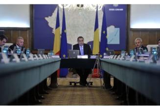 Ponta avertizeaza ministrii: Este o catastrofa nationala ce se intampla