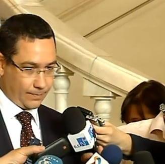 Ponta calmeaza spiritele: Nu se schimba nicio taxa si niciun impozit