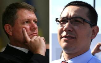 Ponta castiga fluierand prezidentialele. Cum se descurca ceilalti candidati - sondaj CSCI (Video)