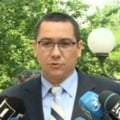 Ponta cedeaza: renunta la Alistar ca ministru si lasa padurile la Mediu