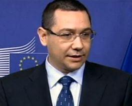 Ponta cere CCR sa ii trimita lui Basescu decizia legata de Legea Insolventei (Video)