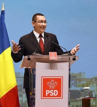 Ponta cere PSD sa nu-l execute pe Grindeanu si ameninta ca-si face grup de sustinere a premierului in Parlament