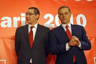 Ponta cere excluderea lui Geoana din PSD (Video)