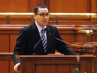 Ponta cere pe 12 iunie sprijinul Parlamentului pentru a ne reprezenta la Bruxelles