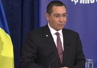"""Ponta cere reducerea TVA si la alte produse, cand va fi un """"nou Guvern"""" (Video)"""